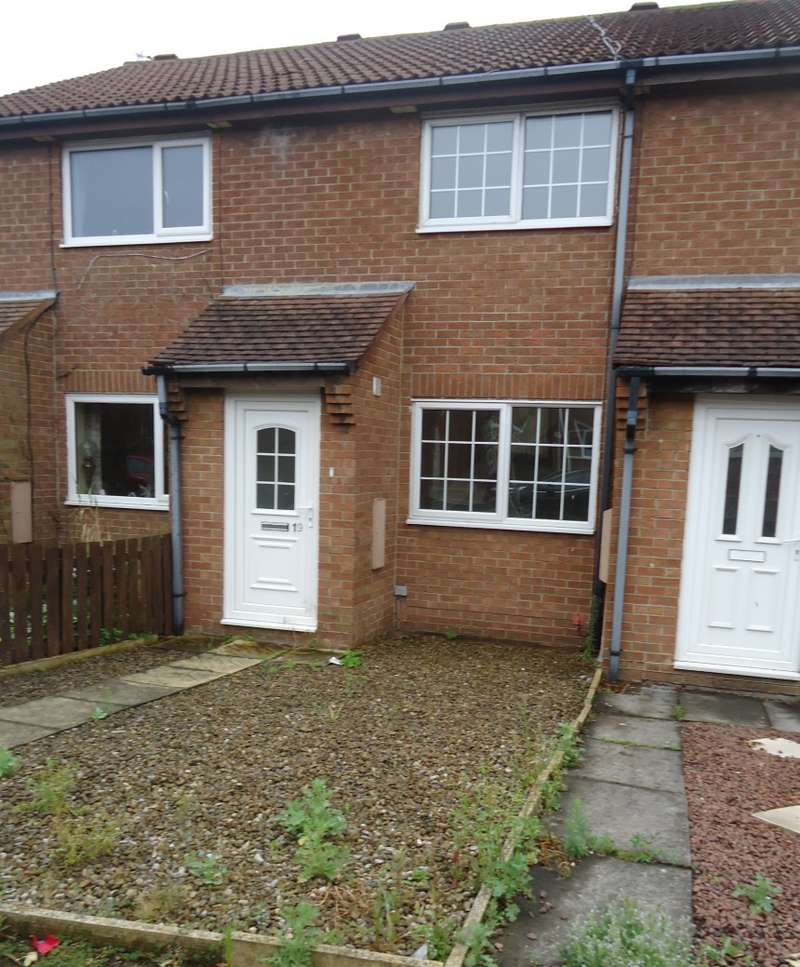 2 Bedrooms Terraced House for sale in Manor View, Newbiggin-by-the-Sea, Northumberland, NE64 6HB