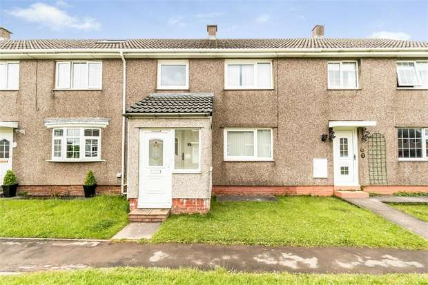 3 Bedrooms Terraced House for sale in Bankend View, Bigrigg, Egremont, Cumbria