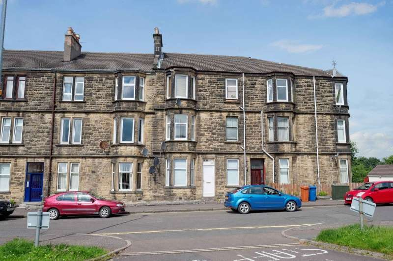 1 Bedroom Flat for sale in Industry Street, Kirkintilloch, Glasgow, G66 3AB