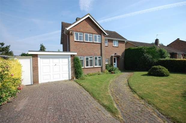 3 Bedrooms Detached House for sale in Northumberland Avenue, Aylesbury, Buckinghamshire