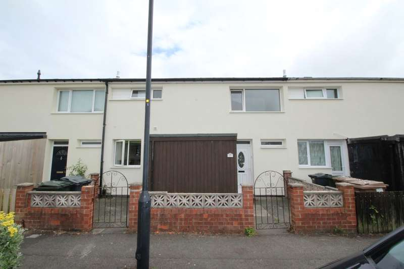 3 Bedrooms Property for sale in St. Aidans Close, North Shields, NE29