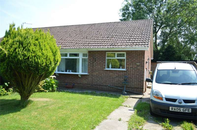 2 Bedrooms Semi Detached Bungalow for sale in Queensmead, Aldbrough, Hull, East Riding of Yorkshire