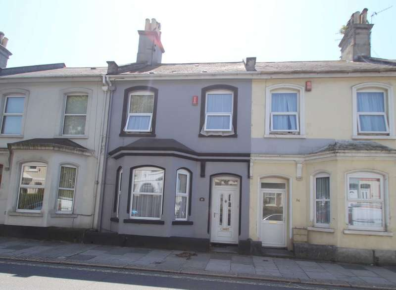 4 Bedrooms House for sale in Stoke, Plymouth