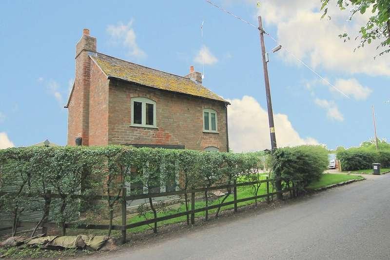 1 Bedroom Detached House for sale in Rectory Lane, Appleby Magna, DE12 7BQ