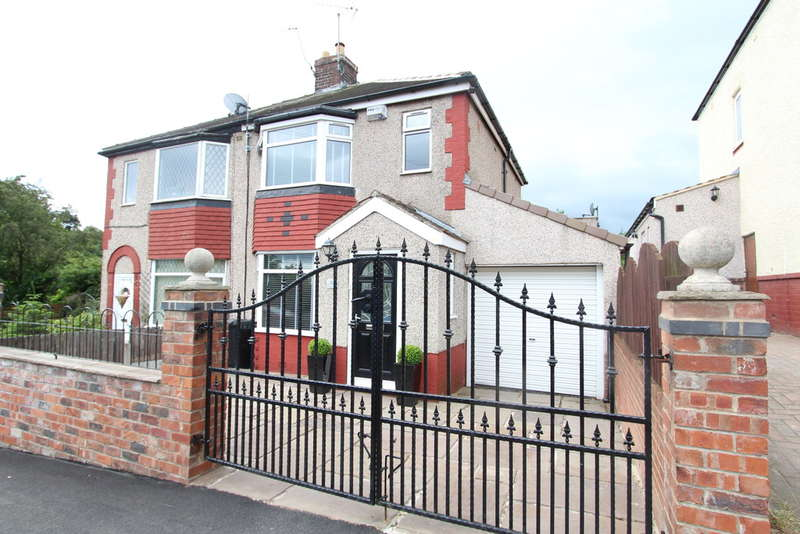 3 Bedrooms Semi Detached House for sale in Mansfield Road, Intake, S12 2AT