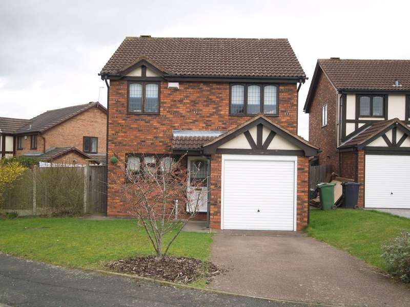 3 Bedrooms Detached House for sale in Troutbeck Drive, Brierley Hill