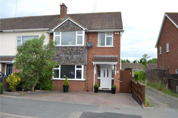 3 Bedrooms House for sale in Stonebury Avenue, Eastern Green, Coventry, West Midlands