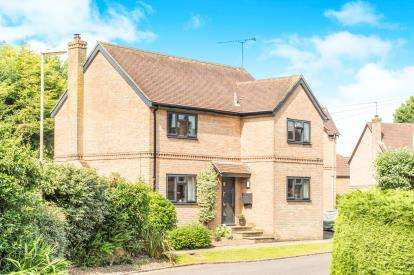 4 Bedrooms Detached House for sale in Bishops Waltham, Southampton, Hampshire
