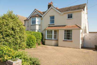 3 Bedrooms Semi Detached House for sale in Chelmsford, Essex, Uk