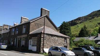 3 Bedrooms End Of Terrace House for sale in Manod Road, Blaenau Ffestiniog, Gwynedd, LL41