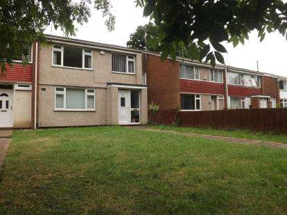 4 Bedrooms Terraced House for sale in Glenlivet Gardens, Clifton, Nottingham