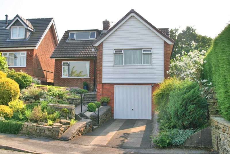 3 Bedrooms Detached House for sale in Gleave Avenue, Bollington