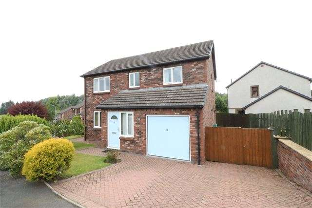 4 Bedrooms Detached House for sale in Townfoot Park, Brampton, Cumbria, CA8 1RZ