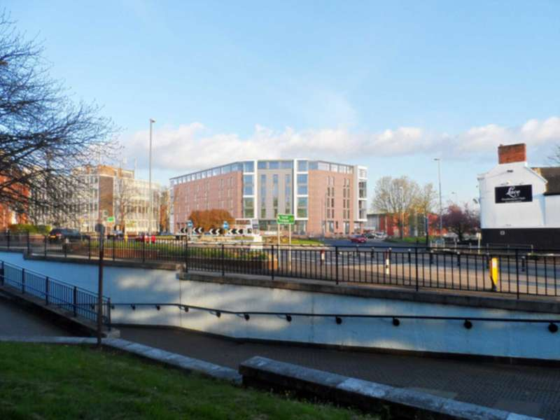 1 Bedroom Flat for sale in Brunswick Street, Newcastle Under Lyme