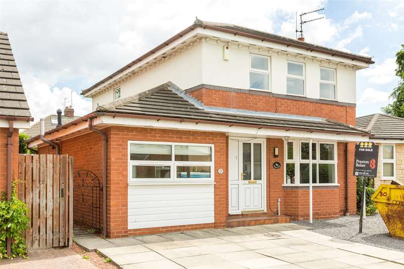 5 Bedrooms Detached House for sale in Sadberge Court, York, YO10