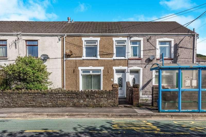 3 Bedrooms Terraced House for sale in Bryngurnos Street, Bryn, Port Talbot