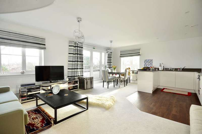 1 Bedroom Flat for sale in Uplands Road, Guildford, GU1
