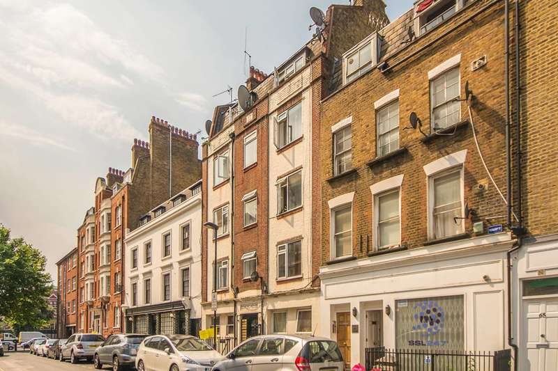 2 Bedrooms Flat for sale in Lisson Street, Merton, NW1