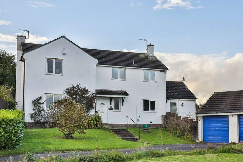 4 Bedrooms Detached House for sale in Newton Manor, Chepstow, Monmouthshire, NP16