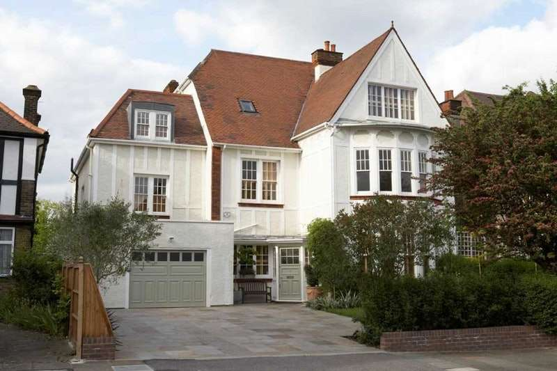 8 Bedrooms Detached House for sale in Chatsworth Road, London, London, NW2