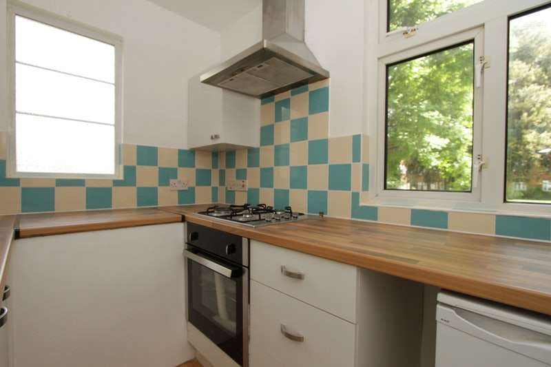 2 Bedrooms Flat for sale in Argyle Road, London, London, W13