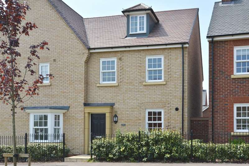3 Bedrooms Semi Detached House for sale in Wilkinson Road, Kempston, Bedfordshire, MK42