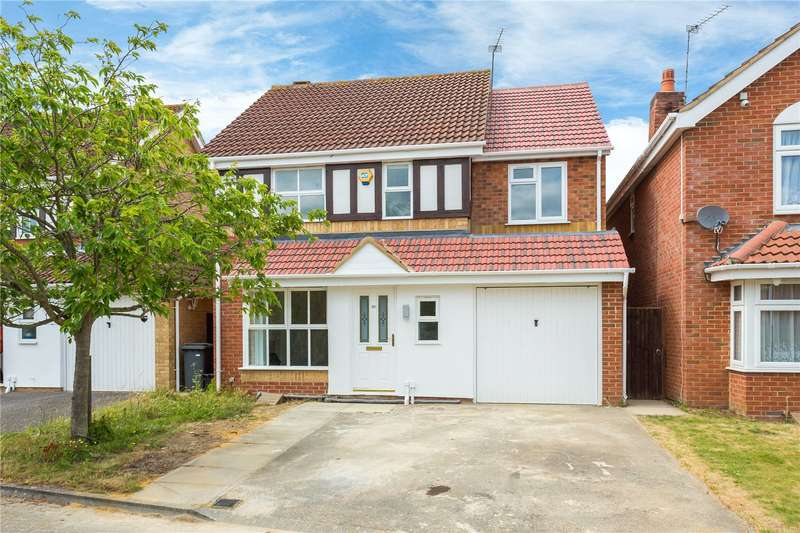 4 Bedrooms Detached House for sale in Berry Hill, Stanmore, HA7