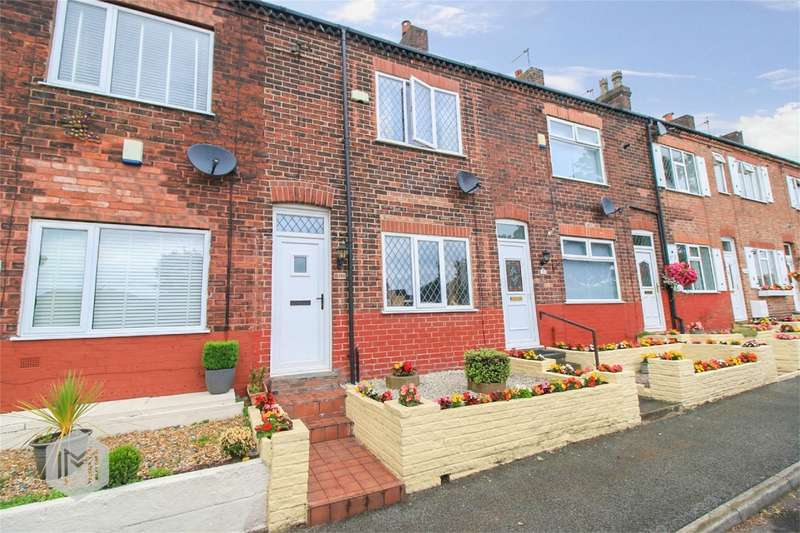2 Bedrooms Terraced House for sale in Vicars Hall Lane, Worsley, MANCHESTER