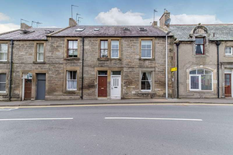 1 Bedroom Flat for sale in The Wynd, Ormiston, East Lothian, EH35 5HN