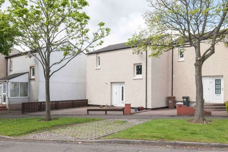 2 Bedrooms End Of Terrace House for sale in Springfield Crescent, South Queensferry, EH30 9SB