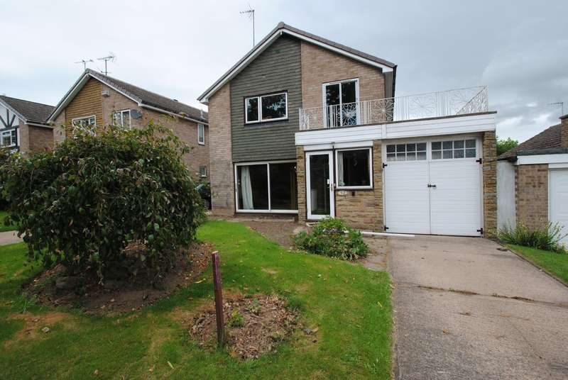 4 Bedrooms Detached House for sale in Whiston Grange, Moorgate