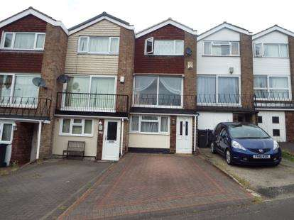 4 Bedrooms Terraced House for sale in Nash Square, Perry Barr, Birmingham, West Midlands