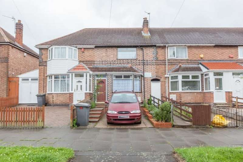 3 Bedrooms Town House for sale in Canon Street, Leicester, LE4