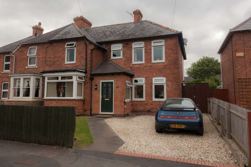 4 Bedrooms Semi Detached House for sale in Bloomfield Road, Gloucester, Gloucestershire, GL1