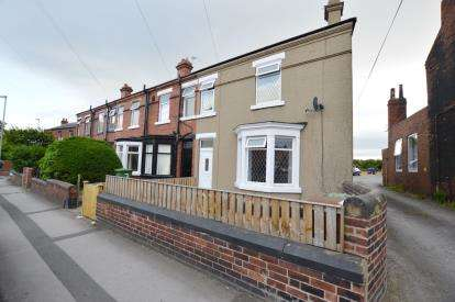 2 Bedrooms Terraced House for sale in Belle Vue Road, Agbrigg, Wakefield, West Yorkshire