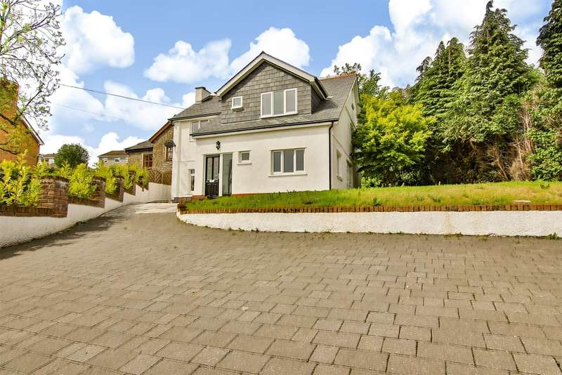 4 Bedrooms Detached House for sale in Church Road, Tonteg, Pontypridd