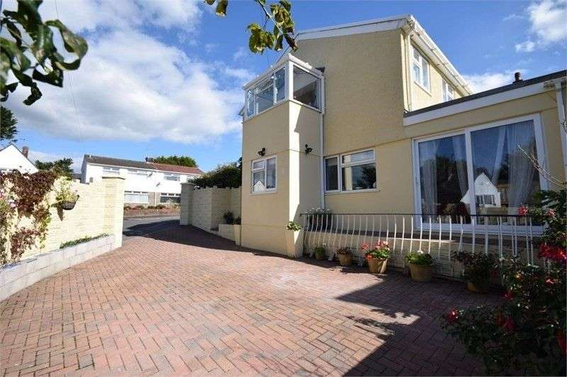 5 Bedrooms Detached House for sale in The Ivies, Parkfields Road, Bridgend, Bridgend. CF31 4BL