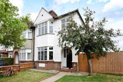 3 Bedrooms Semi Detached House for sale in Rose Walk, West Wickham