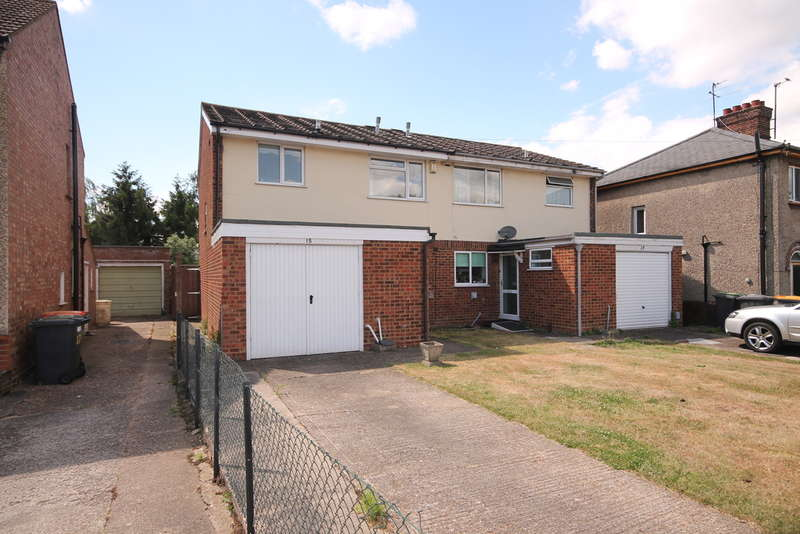 3 Bedrooms Semi Detached House for sale in Barkers Lane, Goldington, Bedford, MK41
