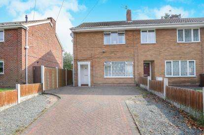 3 Bedrooms End Of Terrace House for sale in George Street, Ettingshall, Wolverhampton, West Midlands