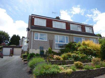 3 Bedrooms Semi Detached House for sale in Glenholt, Plymouth, Devon