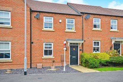 3 Bedrooms Terraced House for sale in Amber Grove, Sutton-In-Ashfield, Nottinghamshire, Notts