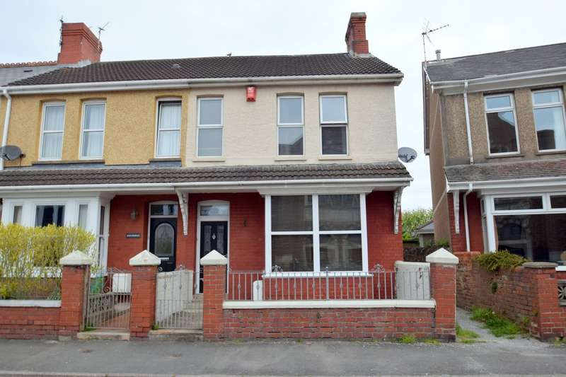 5 Bedrooms End Of Terrace House for sale in 29 Fenton Place, Porthcawl, Bridgend County Borough, CF36 3DW.