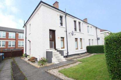 2 Bedrooms Flat for sale in Liberton Street, Riddrie