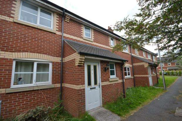 3 Bedrooms Terraced House for sale in Whitefriars Walk, Mount Pleasant, Exeter, Devon