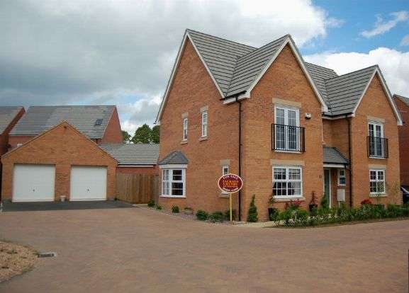 4 Bedrooms Detached House for sale in Spinney Close, Moulton, Northampton NN3 7DH