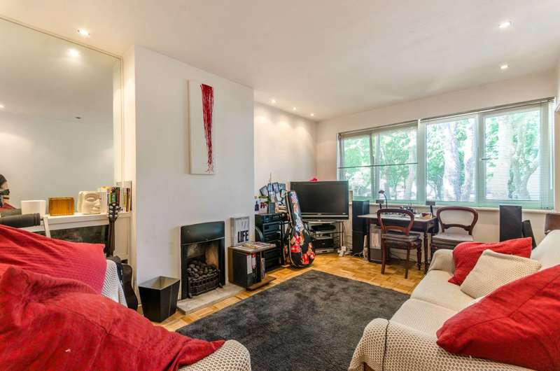 1 Bedroom Flat for sale in Catherall Road, Islington, N5
