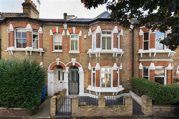 5 Bedrooms Terraced House for sale in Hansler Road, East Dulwich