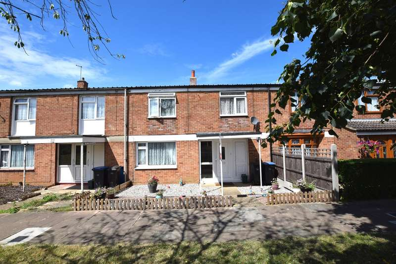 3 Bedrooms Terraced House for sale in Upper Mealines, Harlow, CM18