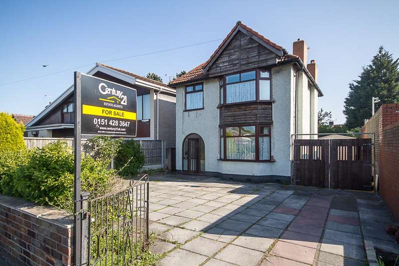 3 Bedrooms Detached House for sale in Higher Road, Halewood, L261UN